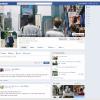 Facebook розпочав запуск нового формату Timeline із публікаціями в одну колонку