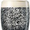 QR-код на бокалі Guinness читабельний тільки коли він повний