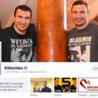 Брати Клички першими серед українців набрали 1 мільйон прихильників у Facebook