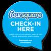 ТОП-20 найбільш популярних місць по Києву за чекінами у Foursquare