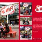 В Амстердамі облаштували Free No-WiFi Zone
