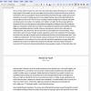 В Google Docs з'явилася розбивка на сторінки та вбудований друк