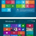 Мінекономрозвитку використало дизайн Windows 8 для свого сайту (оновлено)