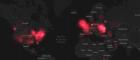 Twitter візуалізував хештег #euromaidan