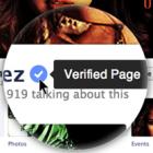 Facebook запускає верифіковані екаунти і сторінки