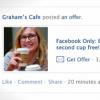 Facebook тестує офери