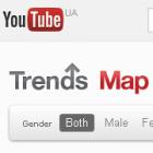 YouTube запустив Trends Map – візуалізацію найпопулярніших відео на мапі