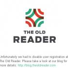 The Old Reader, один з найпопулярніших замінників Google Reader, розроблений українцями, перестає бути публічним