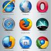 Візуальна історія інтернет-браузерів (інфографіка)