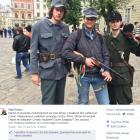 """Лєбєдєв звільнив керівника київської студії через """"бандерівське"""" фото"""
