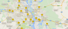 Антикорупційний штаб Києва запустив карту забудов столиці