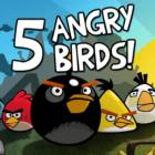 Дайджест: 350 млн завантажень Angry Birds, 25% часу американців – у соціалках, сповіщення від Facebook