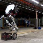 Boston Dynamics створили робота з ногами-колесами