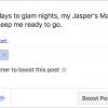 Facebook дозволив брендам платити за просування постів блогерів