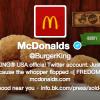 Твітер Burger King зламали і перейменували в McDonald's