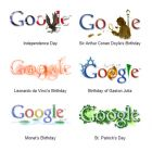Google отримав патент для своїх doodle-логотипів
