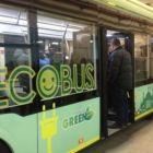 У Львові створили перший український електробус