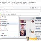 Google+ запустив API та відкрив доступ стороннім програмам