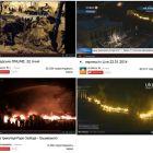Понад 220 тис людей одночасно зараз дивляться основні онлайн-трансляції з Майдану