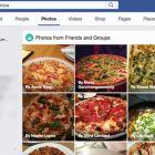 Штучний інтелект Facebook шукатиме фото за ключовими словами