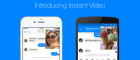 Facebook Messenger додав відеотрансляції
