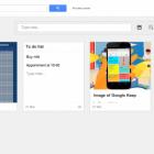 Google запустив Keep – конкурента Evernote