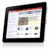 Корреспондент.net запустив веб-версію свого сайту для планшетів