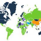 Месенджер, створений вихідцем з України, став найпоширенішим в світі (дослідження + світова карта месенджерів)