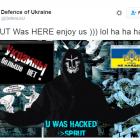 Хакери зламали екаунти Нацгвардії та Міноборони у Twitter