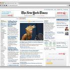 Сайт The New York Times стане платним