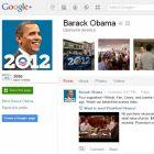 Барак Обама зареєструвався в Google+