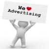 Обсяг ринку медійної інтернет-реклами України в 2012 році виріс більш як на 50%