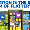Nokia тролить Apple