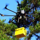 «Укрпошта» тестує доставку посилок дронами