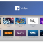 Facebook випустив додаток для телевізорів