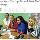 Одне з найпопулярніших в світі видань назвало Тіну Кароль, Потапа і Настю стартаперами