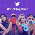 Twitter дозволив користувачам додавати стікери на фотографії