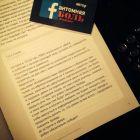«Fантомная боль»: книга про Майдан, побудована виключно на постах Facebook