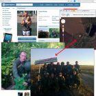 Російські військові викладають в соцмережі фото їх присутності в Україні