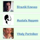 ТОП-25 українських користувачів Facebook