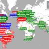Україна стала популярнішою, ніж премія Оскар, у Твітері
