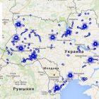 «Укравтодор» запустив інтерактивну карту ремонту доріг