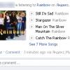 Яндекс дозволив ділитися музикою через Facebook