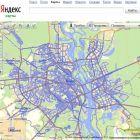 Яндекс зняв для панорам нові вулиці Києва та міста-супутники