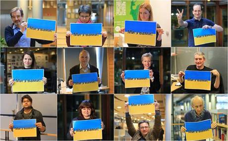 Позитивні новини про #Євромайдан 6/12