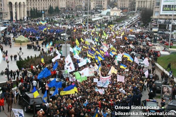 Акції протесту підприємців взяли на озброєння соціальні медіа