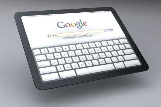 Планшет від Google почнуть продавати у листопаді