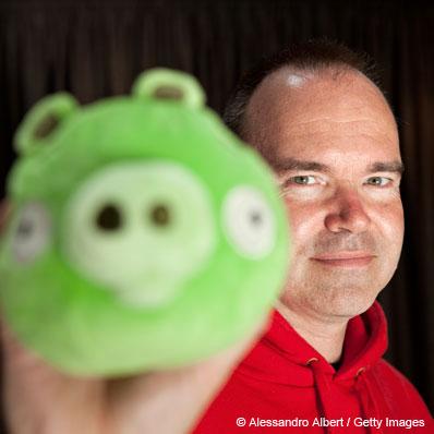 Rovio заробила на Angry Birds $100 млн