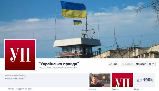 ТОП 10 українських сторінок у Facebook за рівнем взаємодії з аудиторією
