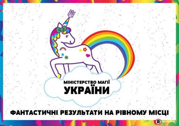 В Твітері зявились екаунти українських Міністерства Магії та Міністерства Правди